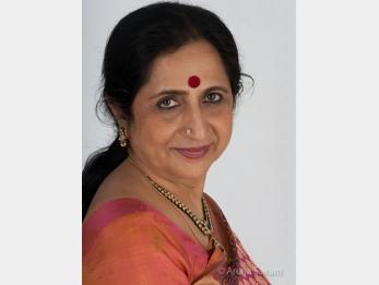 Aruna Sairam, Carnatic Vocalist, Tamil Nadu, India - Sabhash!